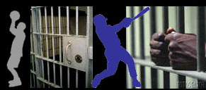 athletes in jail